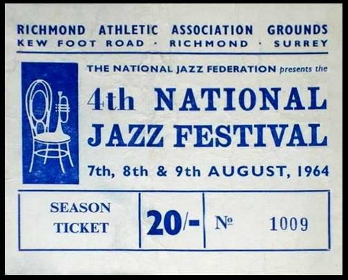 Nat Jazz Festival 1964