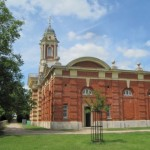 Wimpole stable block