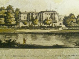 Duke of Queensberry's Richmond Mansion